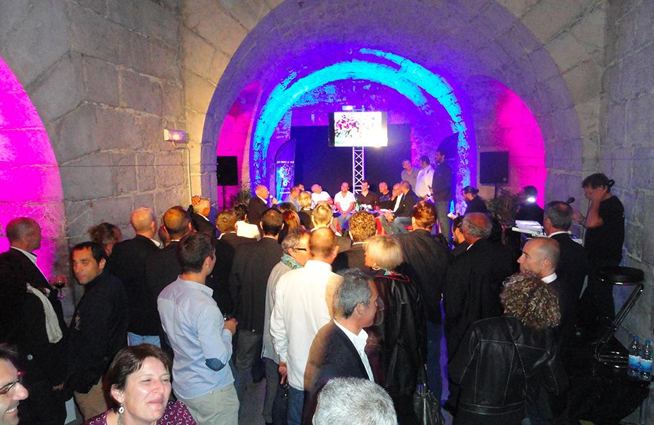 Organisation d'une conférence lors d'un événement à Grenoble