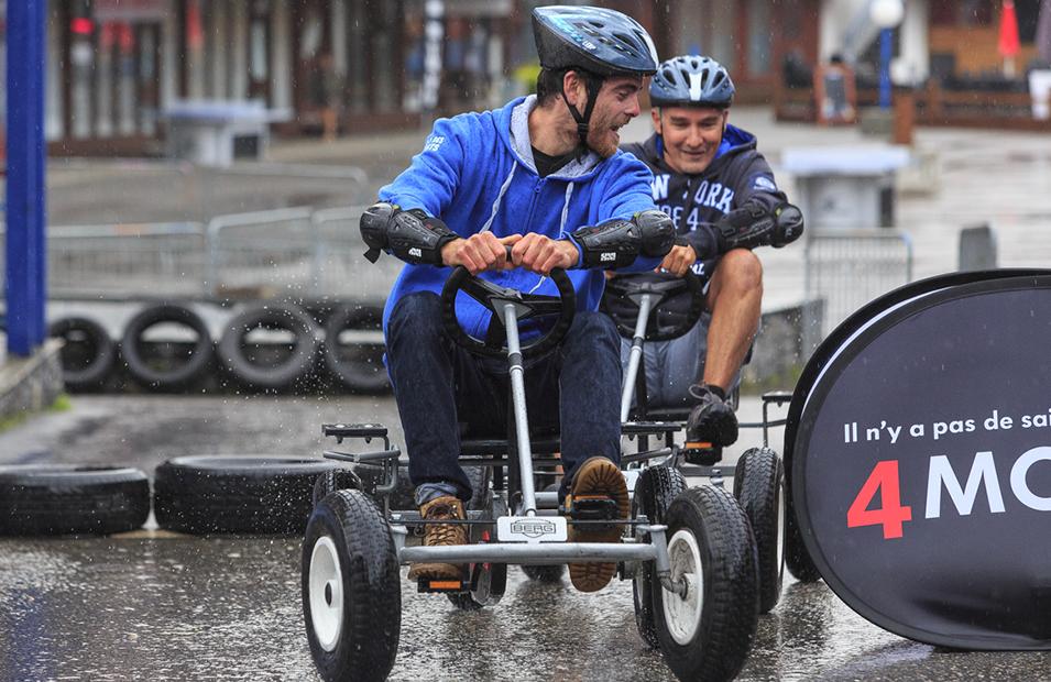 Kart Grenoble teambuilding